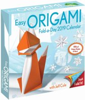 Easy Origami Fold-a-Day Scheurkalender 2019