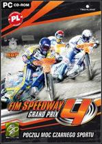 FIM Speedway Grand Prix 4  (DVD-Rom) - Windows
