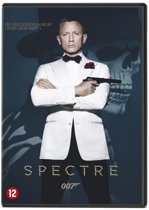 DVD cover van James Bond - Spectre