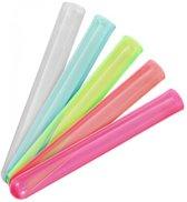 Reageerbuisjes plastic 100 stuks assorti kleuren