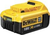 Dewalt Accu 18 V 4.0AH XR Li-ion DCB182-XJ
