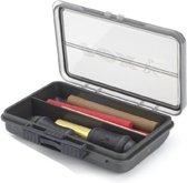 Fox F Box 2 Compartment - Tacklebox - 10.5 x 8 x 2.5 cm - Groen