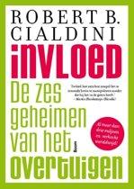 Boek cover Invloed van Robert B. Cialdini (Paperback)