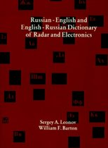Russian-English and English-Russian Dictionary of Radar and Electronics