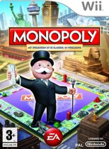 Monopoly - Here & Now Worldwide Edition