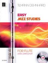 Easy Jazz Studies for Flute