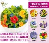 Buzzy® Complete Kweekset Eetbare Bloemen (10)