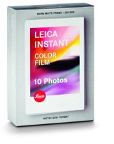 Leica Sofort color film pack - 10 stuks