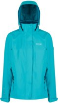 Regatta-Calyn Stretch II-Outdoorjas-Vrouwen-MAAT S-Turquoise