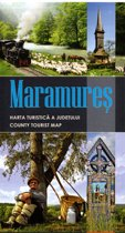 Maramures Toeristische kaart - Roemenie