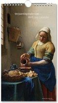 Verjaardagskalender Masterpieces Rijksmuseum