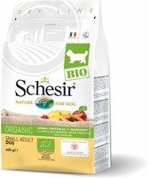 Schesir Dog Bio Small Adult - Hondenvoer - Kip 600 g