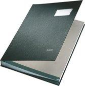 Leitz Vloeiboek Karton - 20 bladen - Zwart