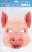 Pig Card Mask