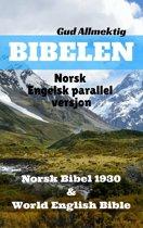 Norsk-Engelsk Bibel №3