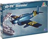Italeri AD-4W Skyraider 1:48 Montagekit
