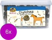 Cavalor Crunchies - Paardenvoer - 6 x 1.5 kg