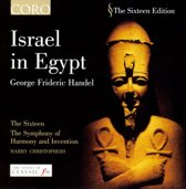 Th Sixteen/The Symphony Of Harmony - Israel In Egypt