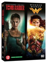 Tomb Raider & Wonder Woman