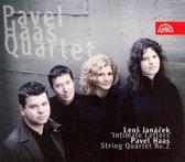 Intimate Letters/String Quartet 2