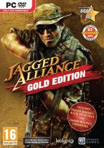Jagged Alliance - Gold Edition - Windows