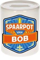 Kinder spaarpot voor Bob