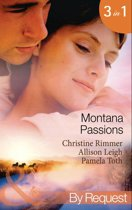 Montana Passions (Mills & Boon By Request)