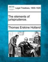 The Elements of Jurisprudence.
