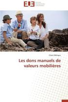 Les Dons Manuels de Valeurs Mobili�res