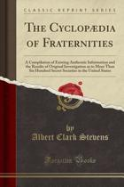 The Cyclopaedia of Fraternities
