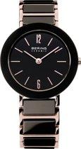 BERING 11435-746 - Horloge - Staal - Rosékleurig - Ø 35 mm