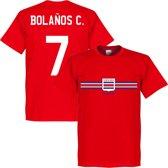 Costa Rica Bolanos C. Team T-Shirt - M
