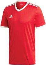 adidas Tabela 18 SS Jersey Teamshirt Heren Sportshirt performance Maat M Mannen roodwit