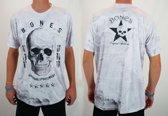 Bones Sportswear Heren T-shirt Bomb maat XL
