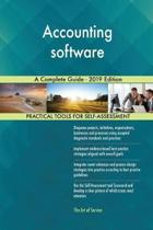 Accounting software A Complete Guide - 2019 Edition