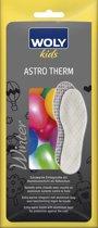 Woly Astro Therm Kids inlegzolen maat 24