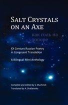 Salt Crystals on an Axe