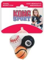 Kong Sport Ball 3St XS Gemengde Kleuren - Bal - Multi