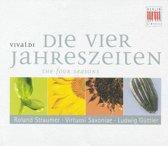 Vivaldi: Die vier Jahreszeiten / Straumer, Guttler, Virtuosi