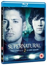 Supernatural - Seizoen 2 (Blu-ray) (Import)