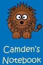 Camden's Notebook
