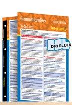 Grammaticawijzer Nederlands onderbouw uitklapkaart