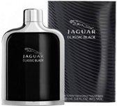 MULTI BUNDEL 3 stuks Jaguar Classic Black Eau De Toilette Spray 100ml