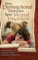 How Dysfunctional Families Spur Mental Disorders