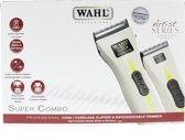 Wahl Super Cordless + Super Trimmer - Trimmerset