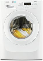 Zanussi ZWF81467W Freestanding 8kg 1400RPM A+++ Wit Front-load wasmachine
