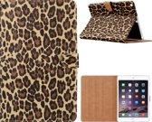 Luipaard Boekmodel Hoesje iPad Air