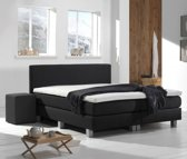 Boxspring Victory 160 x 200 Chicago Black