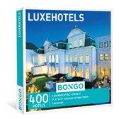 BONGO - Luxehotels - Cadeaubon
