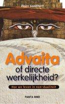 Advaita of directe werkelijkheid?